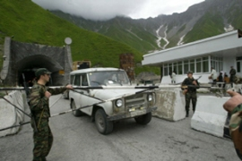 Tension in the Caucasus has risen in recent months [AFP]