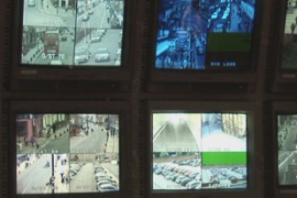 London has more CCTV cameras than any other capital in the world [AFP]