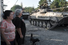 New battle looms over S Ossetia