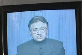Video: Musharraf's turbulent career