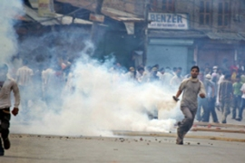 The tensions in Kashmir have stoked separatist sentiments anew [AFP]