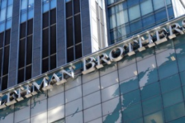 Lehman plans to sell a majority stake in its investment management unit [EPA]
