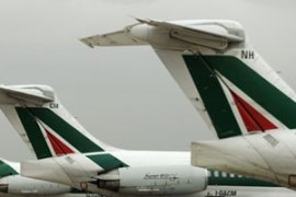 "Alitalia faces a ""very real risk"" of liquidation, Italy's labour minister warned on Thursday [AFP]"