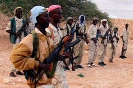 Video: Fighting at Somali airport