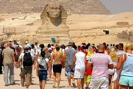 Timeline: Tourist attacks in Egypt