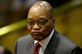Activists debate Zuma presidency