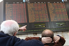 Markets remain gripped by fears about the scale and depth of the likely global recession [AFP]