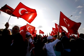 Rise of the Turkish crescent