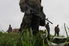 ADF is believed to have carried out a string of massacres in eastern DRC, killing more than 1,000 civilians since the start of 2019, according to UN figures [File: Roberto Schmidt/AFP]