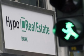 Germany has agreed to bailout troubled mortgage lender Hypo Real Estate [AFP]