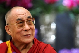 Now in his seventies the Dalai Lama says he wants to hand political leadership to a new generation [EPA]