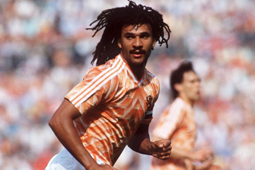 Dutch player Ruud Gullit won in 1987 and most recently managed MLS side LA Galaxy [GALLO/GETTY]