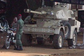 Background: Tensions in Guinea