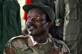 Human Rights Watch called on governments to implement the arrest warrant for Kony [AFP]