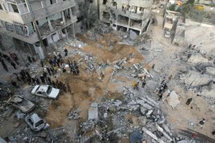 Israeli Missiles Kill Hamas Leader News Al Jazeera