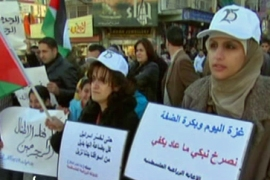 Video: Palestinian divide grows