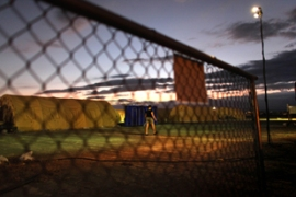 About 245 prisoners remain held at theGuantanamo Bay prison camp [AFP]