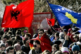Kosovo's path to independence