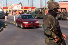 Reporting Mexico's drug war