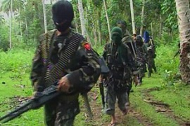 The Abu Sayyaf is suspected of receiving funding and training from al-Qaeda [Reuters]