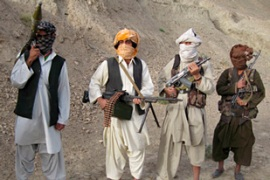 Western powers are increasingly concerned by the Taliban's growing influence[EPA]