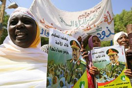 The Darfur conflict and other 'sensitive' issues have been targets for censorship in Sudan [AFP]