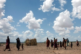 Starvation looms in Horn of Africa