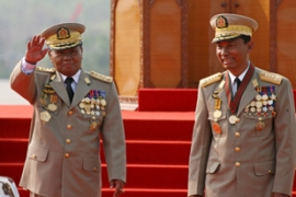China has invested billions of dollars in Myanmar and has been reluctant to criticise its leaders [EPA]