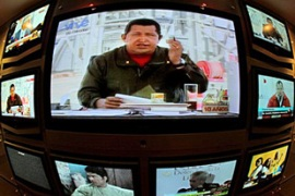 Chavez's weekly show was first launched in 1999 [AFP]