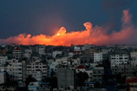 Israel's offensive in Gaza left about 1,400 Palestinians dead [EPA]