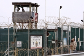 Obama has ordered the US prison at Guantanamo Bay in Cuba closed by January [EPA]