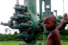 Attacks on oil installations have cost Nigeria billions of dollars in lost revenue [EPA]