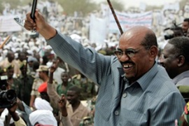 Al-Bashir has been indicted on seven chrages of war crimes and crimes against humanity [File: AFP]