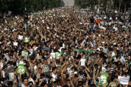 At least 500 people are believed to have been arrested during the mass protests in Iran [File: EPA]