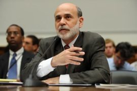 Bernanke said that the Federal Reserve is confident of avoiding dramatic increases in inflation [EPA]