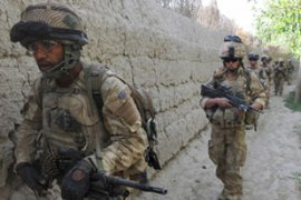 The commander of US and Nato forces in Afghanistan has asked for an additional 40,000 troops [EPA]