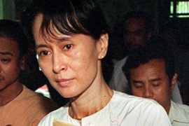 Myanmar recently sentenced Aung San Suu Kyi to another 18 months of house arrest  [FILE: AFP]