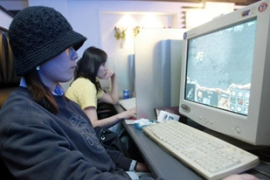 South Korea is one of the world's most wired nations with two-thirds of its population online