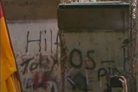 Video: Picnic for Berlin Wall