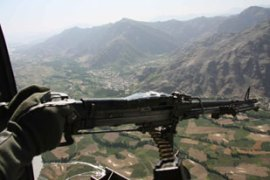 The Pakistani military is winding dow a three-month offensive in the Swat valley [EPA]