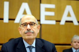 ElBaradei has warned that suspicions between Iran and the US could scupper the deal [EPA]