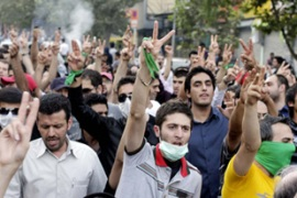 Iran has been rocked by protests since the June 12 vote which the opposition says was rigged [Reuters]