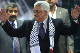 Abbas, who took over as party chief after the 2004 death of Yasser Arafat, will retain his position [AFP]