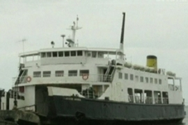 The ferry was travelling from the capital Nuku'alofa to Ha'afeva island when it sank on Wednesday
