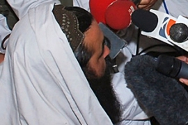The US has a $5m bounty on Mehsud, who declared himself leader of Pakistan's Taliban in 2007 [Reuters]
