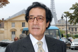 Hosni is seen as a controversial candidate both abroad and in his home country [AFP]