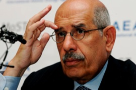 ElBaradei urged Iran to work with world powers over the proposed deal [EPA]