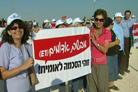 Video: Israel 'dashing peace hopes'