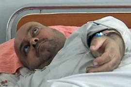 Video: Iraqi cancer figures soar