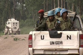 DR Congo civilians suffer